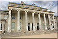 SJ9922 : The Ionic Colonnade at Shugborough Hall by Jeff Buck