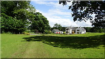 NY3747 : Dancing Holm near Lime House School, Bridge End, Cumbria by Colin Park