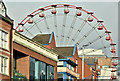 J3373 : Ferris wheel, Belfast - December 2018(3) by Albert Bridge