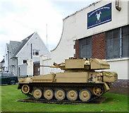 NS3420 : The Scottish & North Irish Yeomanry A Squadron HQ by Thomas Nugent