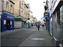 SH4862 : Pool Street, Caernarfon by David Purchase