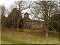 SE2812 : The church, Bretton Park by Alan Murray-Rust