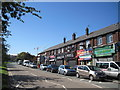SJ4091 : Shops on East Prescot Road by Sue Adair