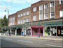SJ9495 : Bottom end of Market Street by Gerald England