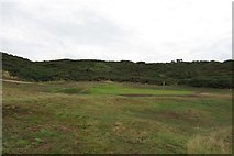 NJ1570 : 12th, Hopeman Golf Club by Richard Webb