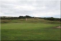 NJ1570 : Hopeman Golf Club by Richard Webb
