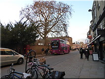 TL4458 : A round the colleges route to Downing Street (104) by Basher Eyre
