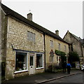 SO9005 : Grade II listed antiques shop, 9 High Street, Bisley by Jaggery