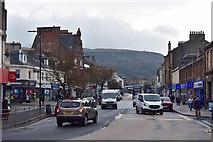 NS2059 : Main Street, Largs, North Ayrshire by Mark S