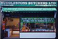 SD4198 : Huddlestons Butchers Ltd, Windermere by Stephen McKay
