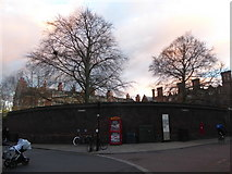 TL4458 : A round the colleges route to Downing Street (122) by Basher Eyre