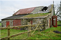 H5956 : Old corn mill building, Cleanally by Kenneth  Allen