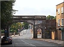 SJ4065 : Bridgegate, Chester by David Hallam-Jones
