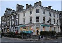 SH5638 : The Post Office Porthmadog by Arthur C Harris