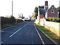 TM4996 : B1074 Blundeston Road, Somerleyton by Adrian Cable