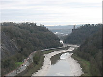 ST5673 : The Clifton Suspension Bridge by David Purchase