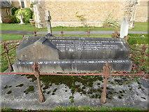 TQ0165 : Holy Trinity, Lyne: churchyard (V) by Basher Eyre