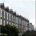 SE5951 : South Parade, off Blossom Street by Alan Murray-Rust