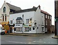 SE5951 : Bay Horse Inn, Blossom Street by Alan Murray-Rust