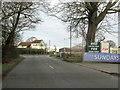 SP0676 : Middle Lane Headley Heath by Roy Hughes