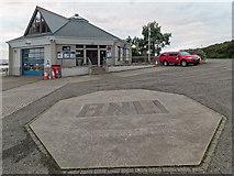 NH6647 : Kessock Lifeboat Station by valenta
