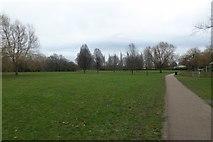 TQ1891 : Across Canons Park by DS Pugh