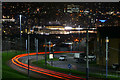 SK3685 : Bramall Lane from Park Grange Road, Sheffield by Andrew Tryon
