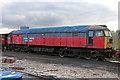 SJ9851 : Churnet Valley Railway - class 47 by Chris Allen