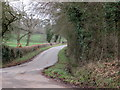 SP0475 : Lea End Lane Lea End by Roy Hughes