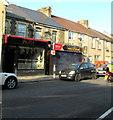 ST1490 : Aura, 10 High Street, Llanbradach by Jaggery