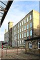 SE1835 : Bradford Industrial Museum at Moorside Mill by Des Blenkinsopp