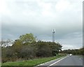 SX0867 : Slip road onto A30 northbound at Callywith by David Smith