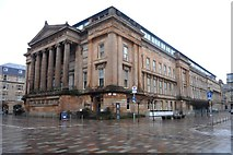 NS5965 : Former County Buildings and Courthouse by Richard Sutcliffe