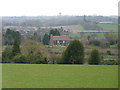 SO8464 : Looking towards Droitwich from near Uphampton by Jeff Gogarty