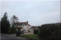 TQ4994 : Bournebridge Farmhouse by David Howard