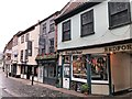 TG2308 : The Fairhurst Gallery and frames, Bedford Street, Norwich by Richard Humphrey