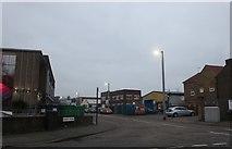 TQ4190 : Raven Road, Woodford by David Howard