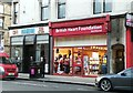 NS5667 : British Heart Foundation shop, Byres Road by Thomas Nugent