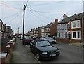 TF6741 : Victoria Avenue, Hunstanton by Hugh Venables