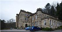 SK2957 : Willersley Castle Hotel by Bob Harvey