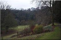 SK2957 : Pleasure gardens by Bob Harvey