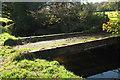 SX4772 : Bridge across Tavistock Canal by Derek Harper