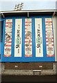 SE5801 : Banners on the Keepmoat Stadium by Steve Daniels