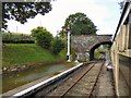 SJ1143 : Steam train at Carrog by Gerald England