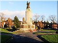 SJ9499 : Ashton-Under-Lyne War Memorial by David Dixon