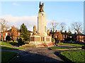 SJ9499 : Ashton-Under-Lyne War Memorial by David Dixon