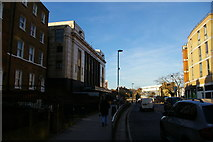TQ2885 : Looking north up Highgate Road by Christopher Hilton