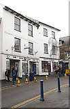 SO2914 : Boots pharmacy and Grape Tree in Abergavenny by Jaggery