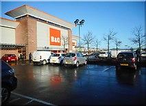 NS5170 : B&Q, Great Western Retail Park by Richard Sutcliffe