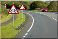 NX2760 : Eastbound A75 near Barlae by David Dixon